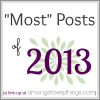"""Most"" Posts of 2013"