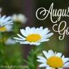 August 2014 Goals