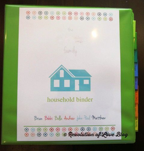 Revolution of Love Blog - binder_1W