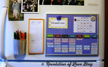Revolution of Love Blog - menu_1W