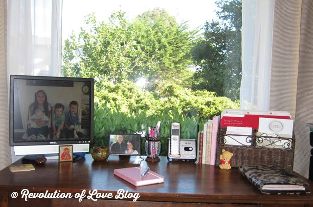 Revolution of Love Blog - planner_1W