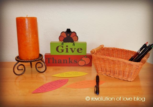 Revolution of Love Blog - The Thanksgiving Tree - pp_thanks_1