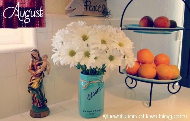 Revolution of Love Blog - aug_2014