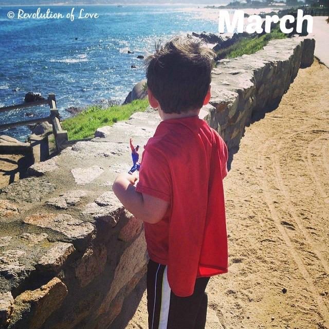 Revolution of Love Blog - march_2014