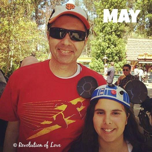 Revolution of Love Blog - may_2014