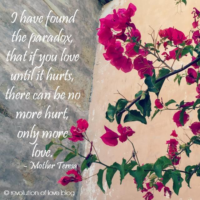 Revolution of Love Blog - paradox_love